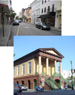 Downtown Charleston Commercial Corridor Harbor City Real